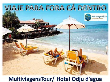 PARCERIA -MULTIVIAGENS TOUR /HOTEL ODJO D´ÁGUA