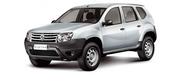 Renault Duster 4 X 2 Gasolina